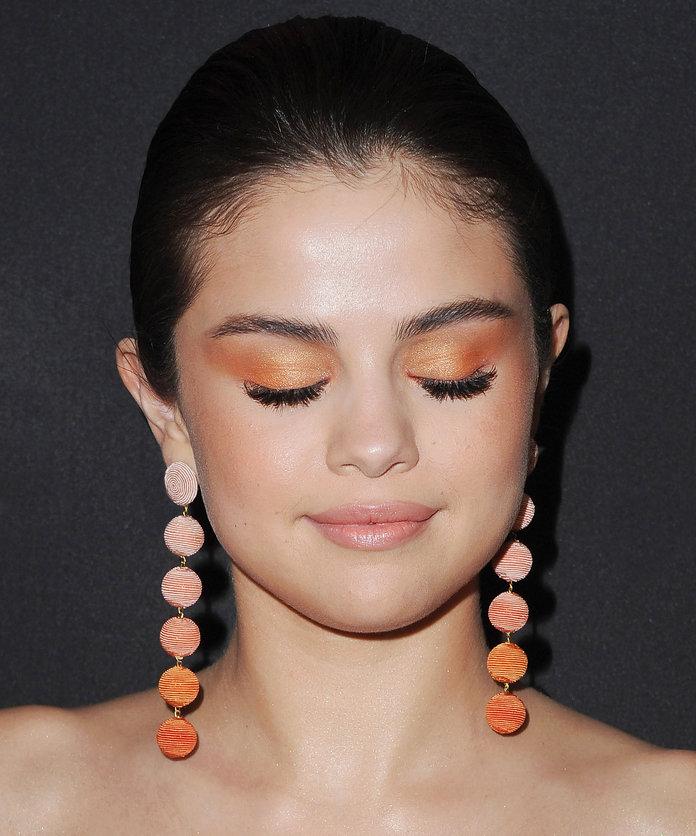 Orange Eyeshadow Trends