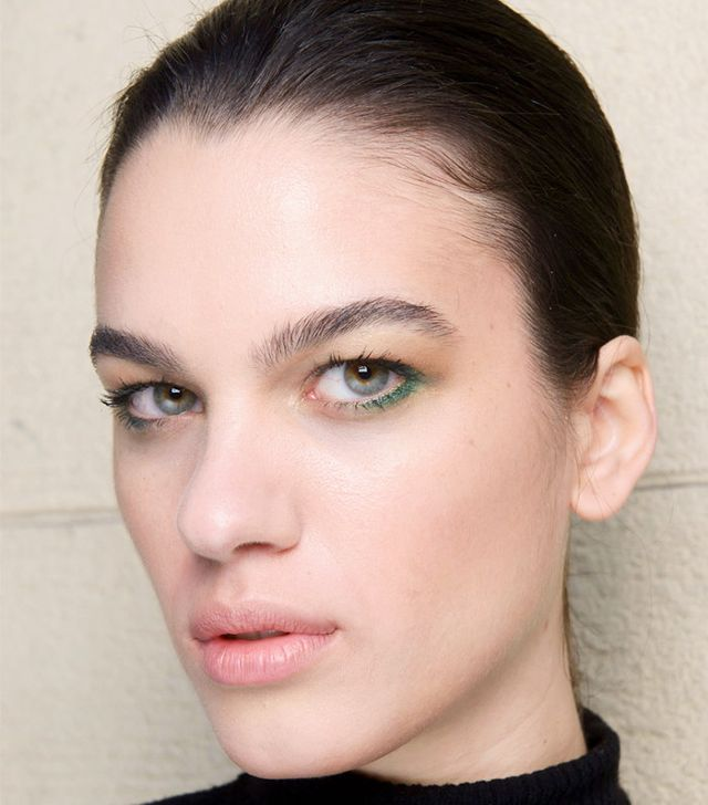 Byrdie.com - How to Achieve the Full, Brushed-Up Brows Seen on Every Runway