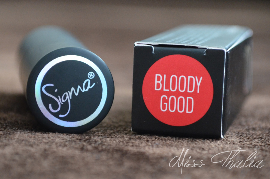 Miss Thalia Reviews Bloody Good