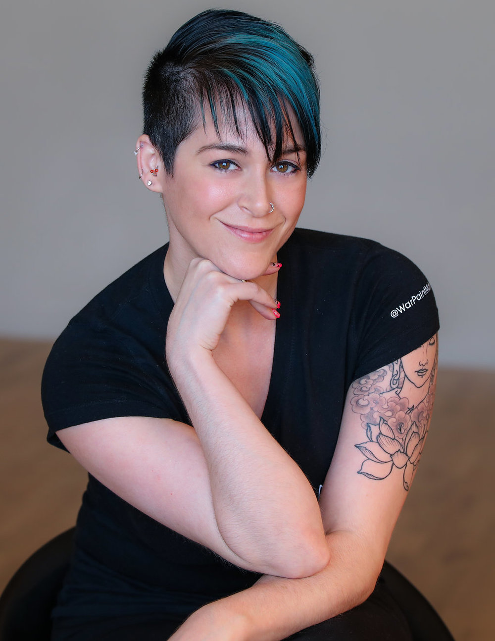 Katie Rote. Director of Education and Minneapolis Hair Stylist.