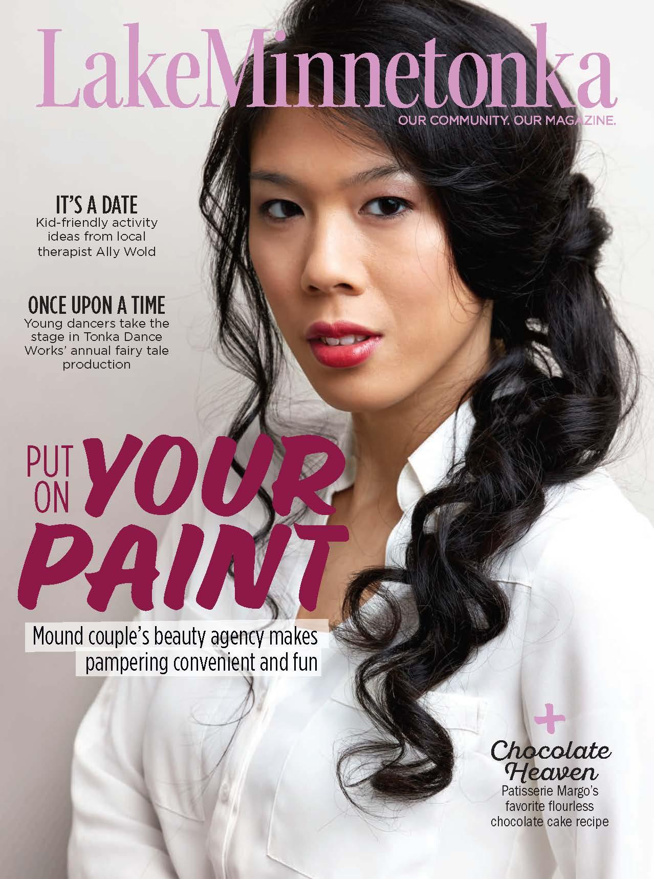 Warpaint Makeup Magazine | Saubhaya Makeup