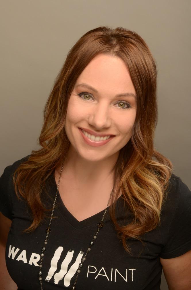 Lori Sherrick. Minneapolis Hair Stylist for WarPaint International Beauty Agency