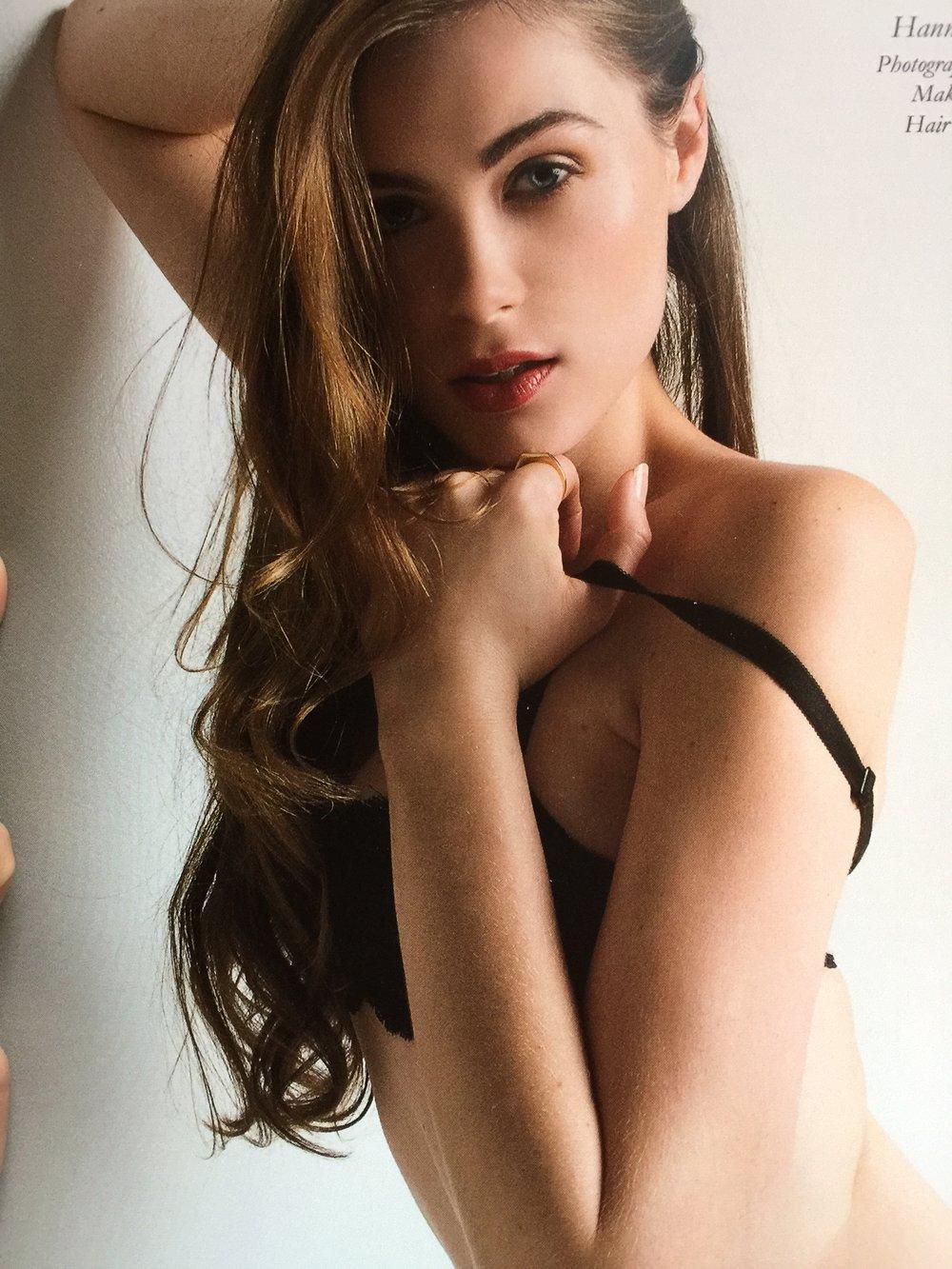 Model Makeup & Hair