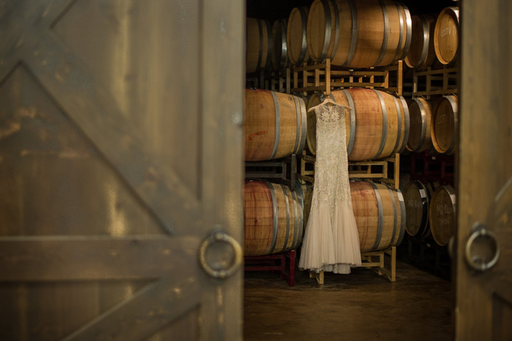 The Bridal Changing Room at Chankaska Creek Winery