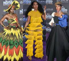 Black Panther Red Carpet Premiere. Image Source:  Hello Giggles