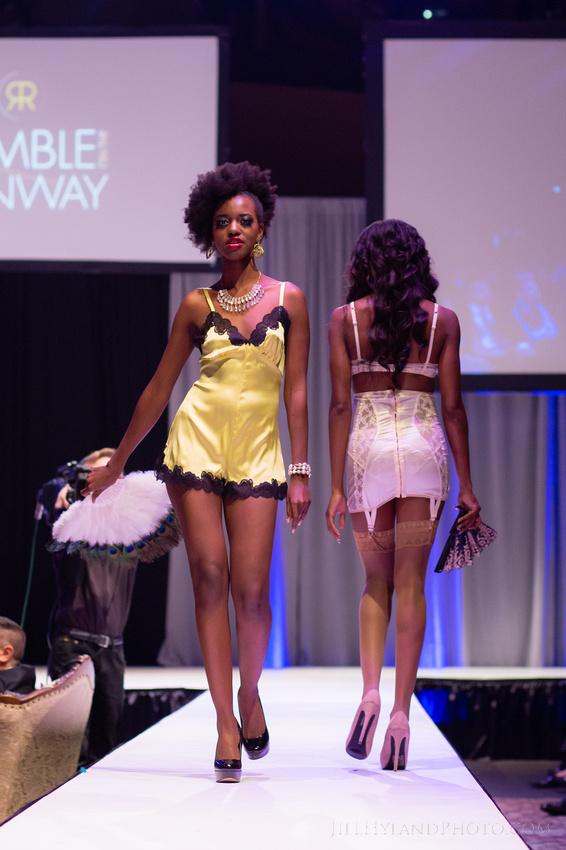 Fashion Model Makeup