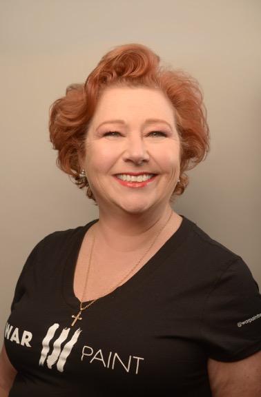 Susan Swanson. Minneapolis Makeup Artist.