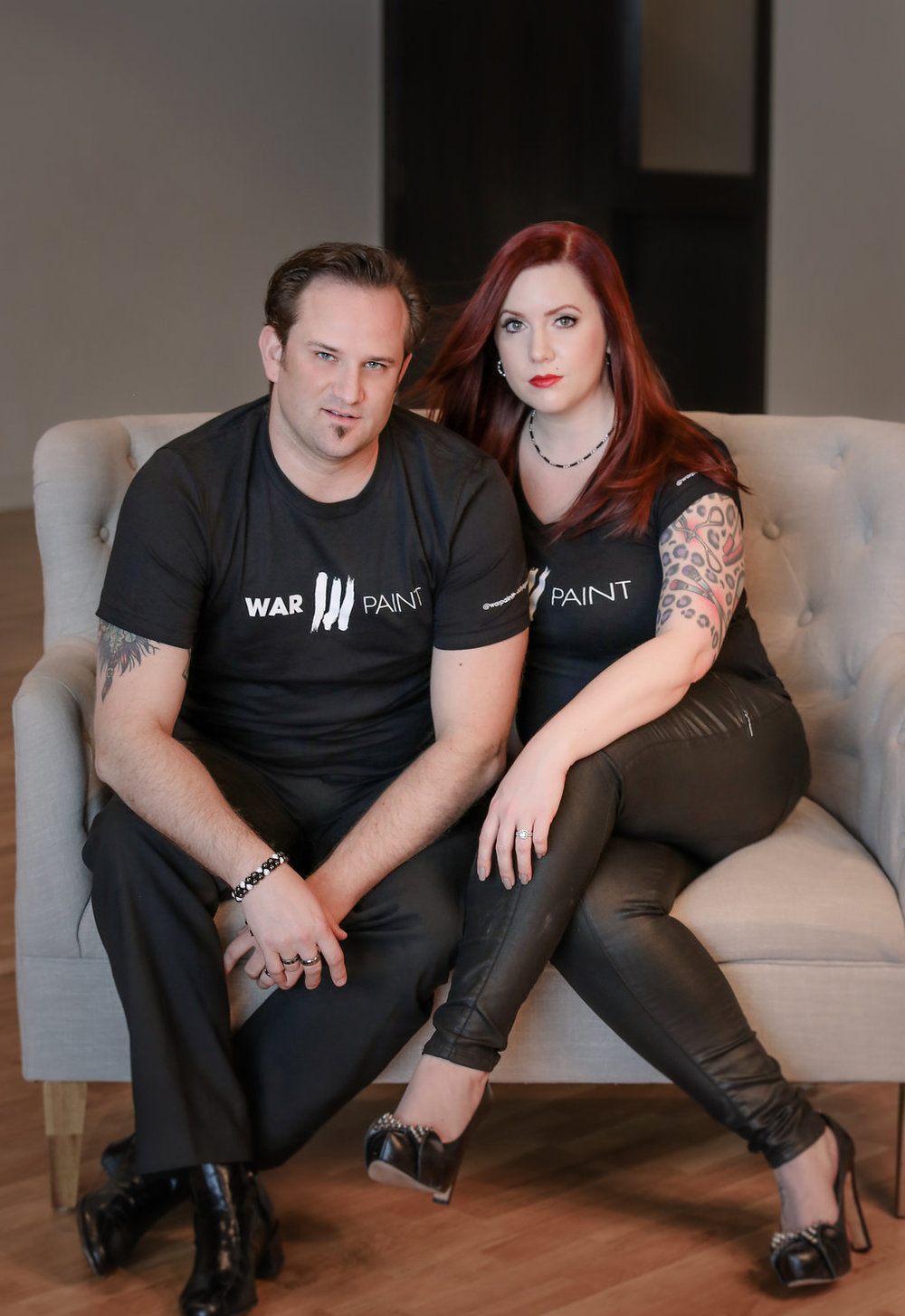 WPI Founders: Sammy J. Koza & Jessica Mae
