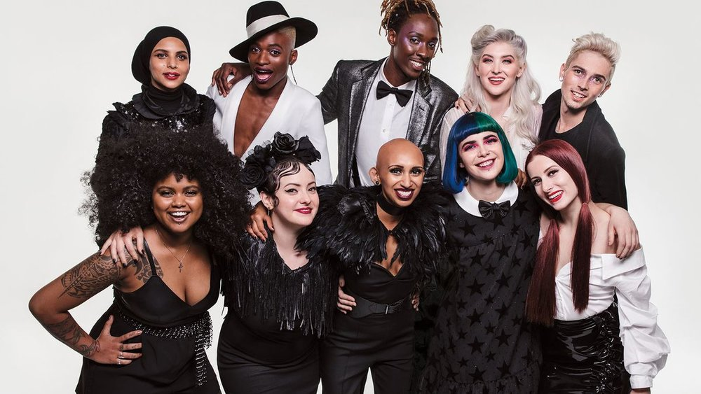 Sephora Diversity Campaign.  Credit: Racked