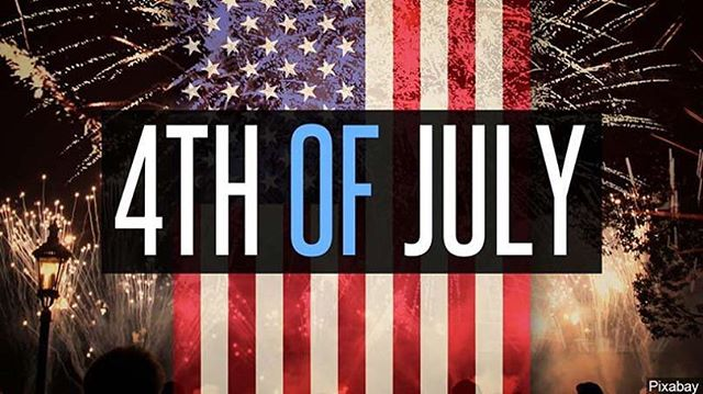 Happy 4th of July from Major Bob Music! 🇺🇸🇺🇸