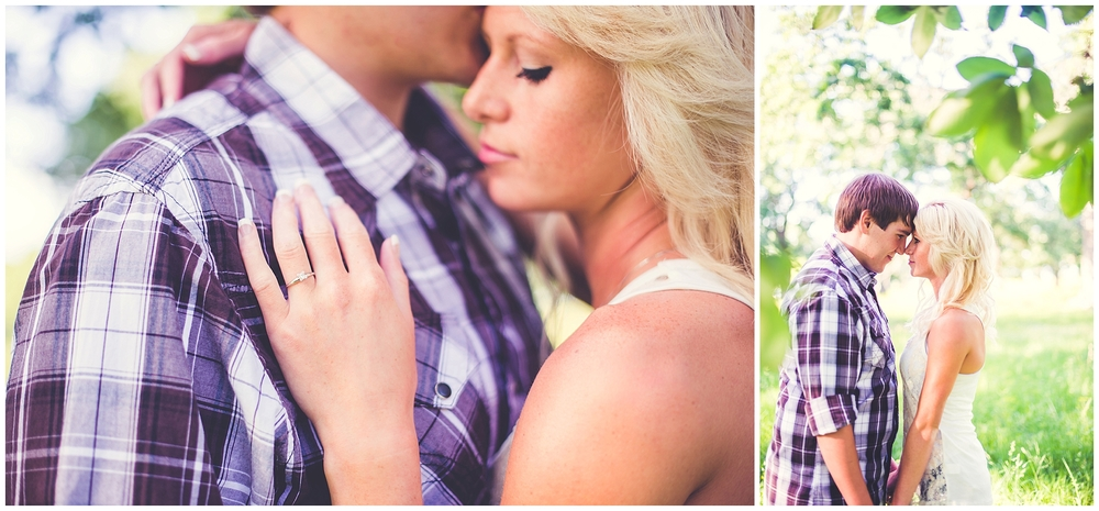 By Kara Photo-Engagement-Engagement Photography-Central Illinois-Central Illinois Wedding and Portrait Photographer-Milford Illinois Photographer