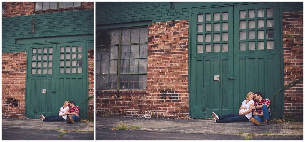 By Kara - By Kara Photo - Kara Evans - Maternity Photography - Plus One - Springfield Illinois Maternity Photo Session - Lincoln Park