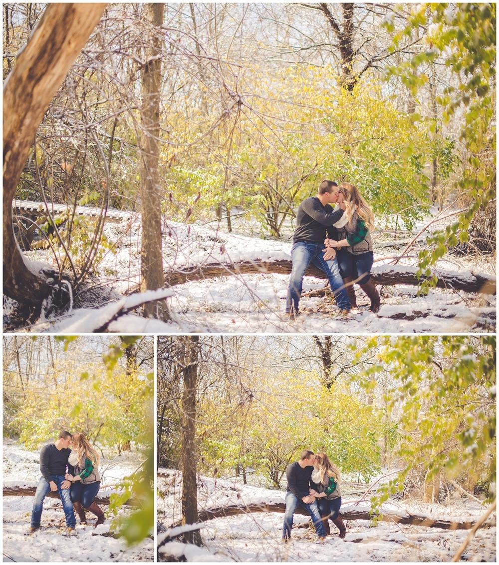By Kara - Kara Evans - By Kara Photo - Couples Photography - Milford Illinois Winter Photographer - Milford Illinois Photographer - Iroquois County Photography
