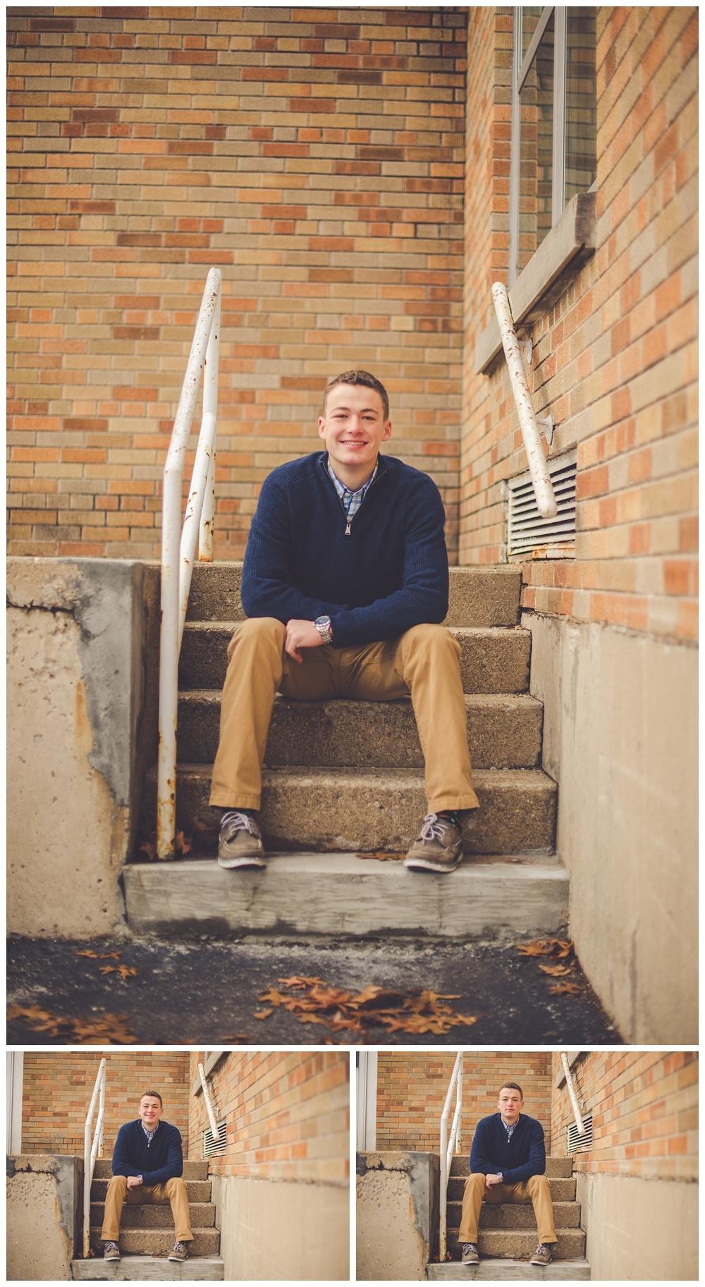 By Kara Photo - Kara Evans - Senior Photographer - Watseka Illinois Senior Photographer - High School Senior Portrait Watseka
