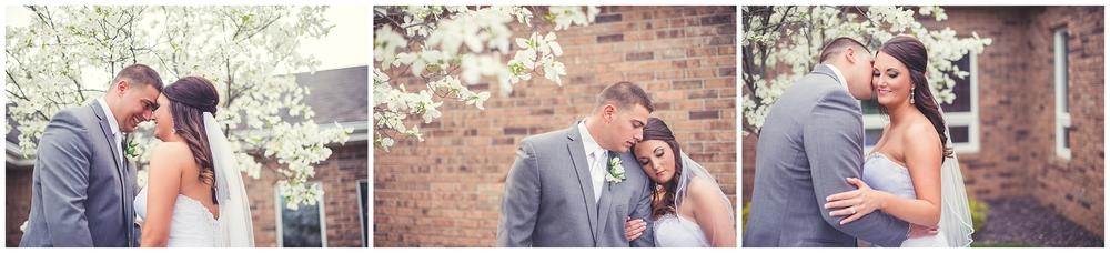 Taylor & Derek | May 2, 2015 | Hillsboro, Illinois |www.bykaraphoto.com/blog/taylor-derek-newly-wed-hillsboro-illinois
