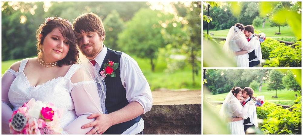 Leah & Jared | June 27, 2015 | Springfield, Illinois | www.bykaraphoto.com/blog/leah-jared-newly-wed-springfield-illinois