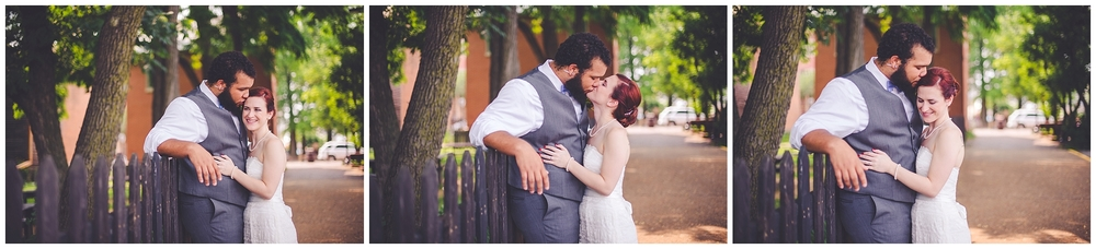 Amanda & Caleb | July 4, 2015 | St. Charles, Missouri |www.bykaraphoto.com/blog/amanda-caleb-newly-wed-st-charles-missouri