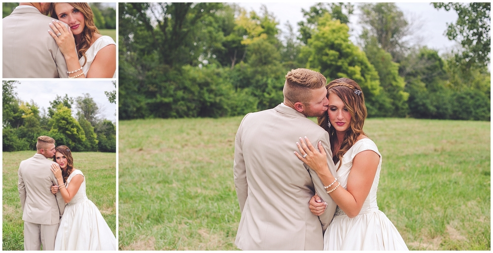 Summer & Robert | August 29, 2015 | Decatur, Illinois | www.bykaraphoto.com/blog/summer-robert-newly-wed-decatur-illinois