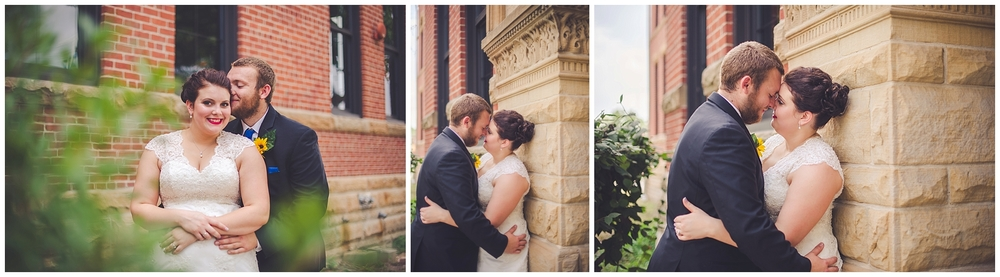 Kaitlin & Drew | September 5, 2015 | Springfield, Illinois |www.bykaraphoto.com/blog/kaitlin-drew-newly-wed-springfield-illinois