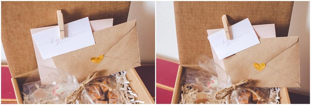 By Kara - Kara Evans - Branding By Kara - Wedding Welcome Gifts - Wedding Photographer Welcome Gift