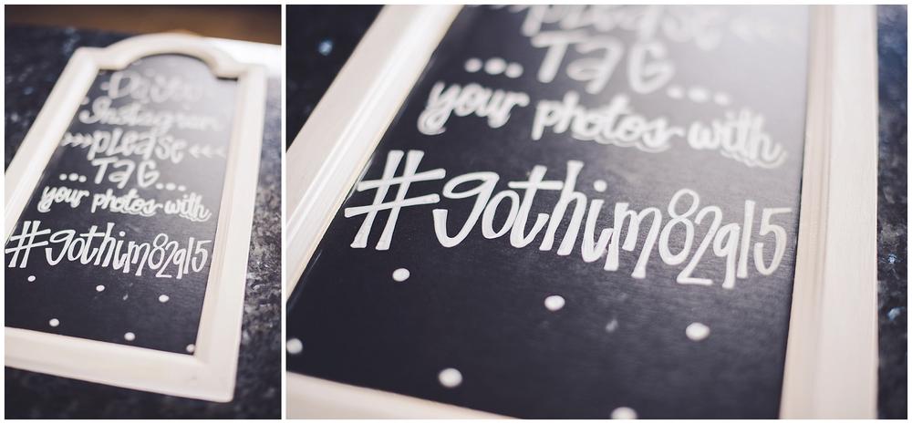 By Kara - Kara Evans - Creative Wedding Hashtags - Wedding Hashtag Inspiration - How to Choose a Wedding Hashtag