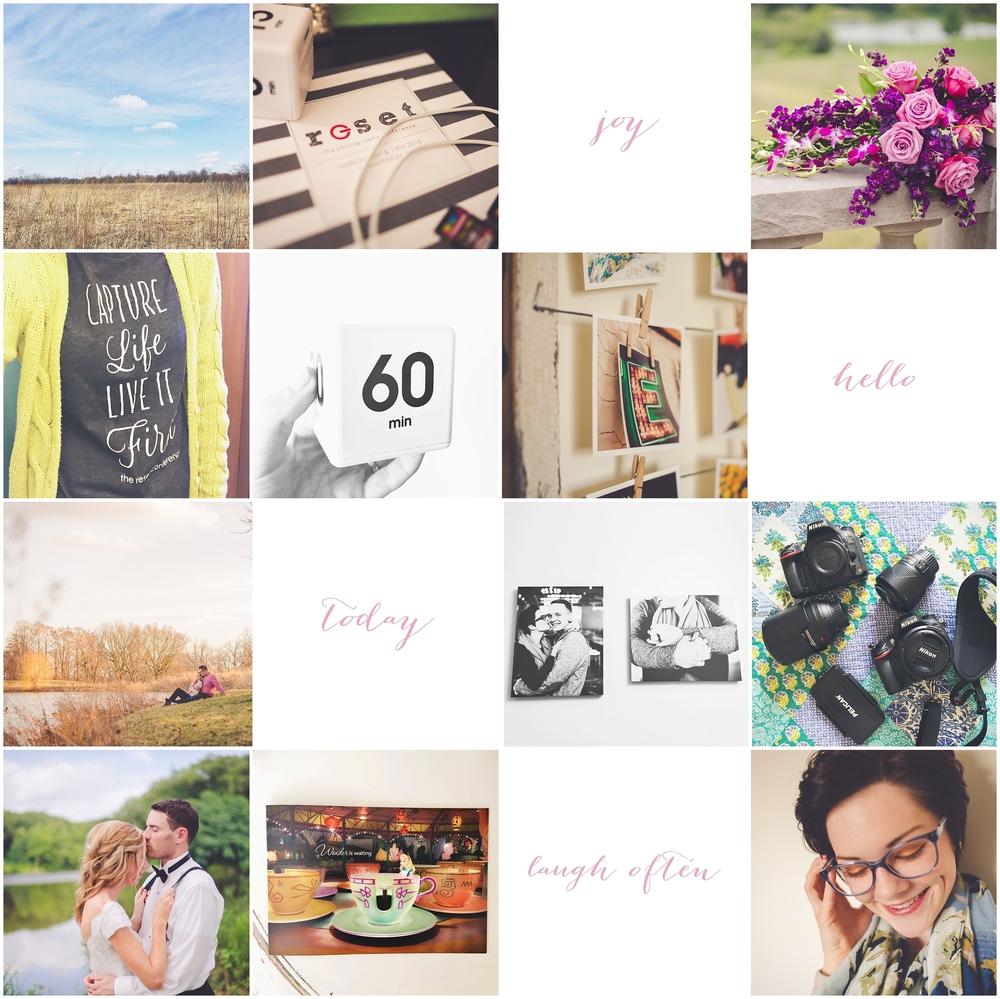 By Kara - Kara Evans - Sharing More Through Instagram - Instagram for Photographers - Photographer Instagram Feed Inspiration
