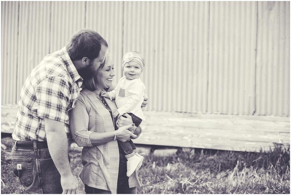 By Kara - Kara Evans - Central Illinois Family Photographer - Spring Farm Family Session - Lifestyle Illinois Family Photographer - 18 Month Photos