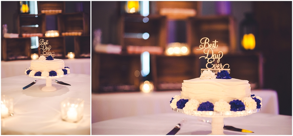 By Kara - Kara Evans - Chicago Wedding Photographer - Wedding Wednesday Blogger - It's All About the Wedding Cake - Wedding Cake Inspiration