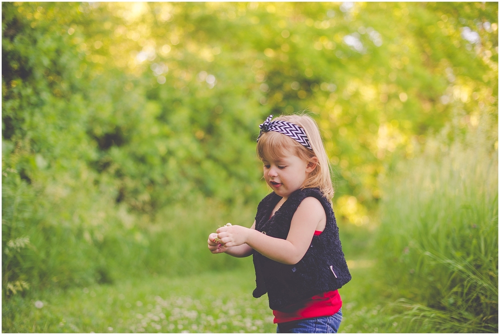 By Kara - Kara Evans - Milford Illinois Family Photographer - Outdoor Lifestyle Family Session - Summer Lifestyle Family Session