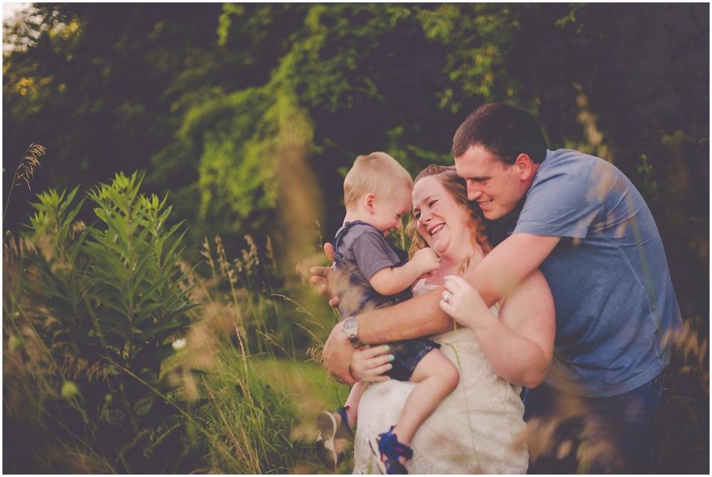 By Kara - Kara Evans - Milford Illinois Family Photographer - Outdoor Lifestyle Family Session - Summer Lifestyle Family Session - Summer Maternity Session