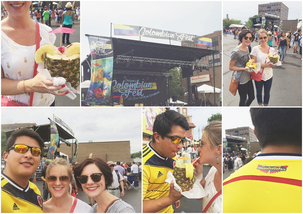 By Kara - Kara Evans - My Life Mondays - My Life Blogger - Photographer Blogger - Chicago's Colombian Fest 2016