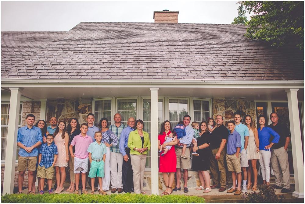 By Kara - Kara Evans - Chebanse and Kankakee Illinois Family Photographer - Chebanse, Illinois Family Session - Extended Family Session - Summer Extended Family Session