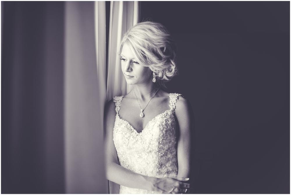 By Kara - Kara Evans - Wedding Wednesday - Wedding Photographer Blogger - The Window Effect in Your Getting Ready Space - Wedding Day Getting Ready Photos