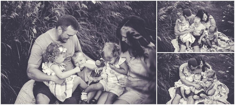 By Kara - Kara Evans - Milford Illinois Family Photographer - Outdoor Lifestyle Family Session - Summer Lifestyle Family Session - Summer Kids Session