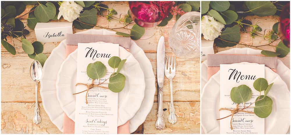 By Kara - Kara Evans - Bradley Bourbonnais Tuesdays Together - Styled Shoot - Rustic Floral Boho Wedding Styled Shoot - Bradley Bourbonnais IL Wedding Vendors - Summer Floral Boho Styled Shoot - Beacon Lane Invitation Suite