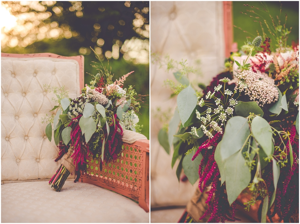 By Kara - Kara Evans - Bradley Bourbonnais Tuesdays Together - Styled Shoot - Rustic Floral Boho Wedding Styled Shoot - Bradley Bourbonnais IL Wedding Vendors - Summer Floral Boho Styled Shoot - Busse & Rieck Boho Floral Design