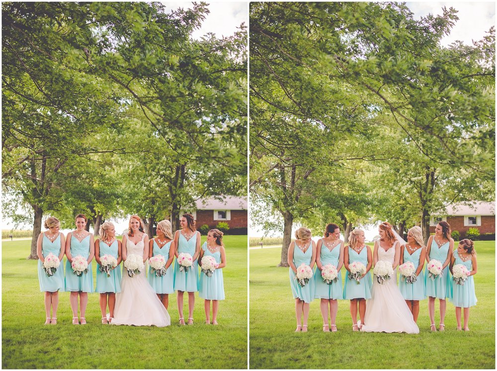 By Kara - Kara Evans - Central Illinois Wedding Photographer - Champaign, IL Area Wedding Photographer - Summer Mint Farm Wedding