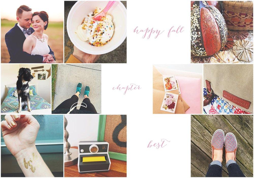 By Kara - Kara Evans - My Life Mondays - September 2016 Recap - Instagram Monthly Photos - Instagram Blogger