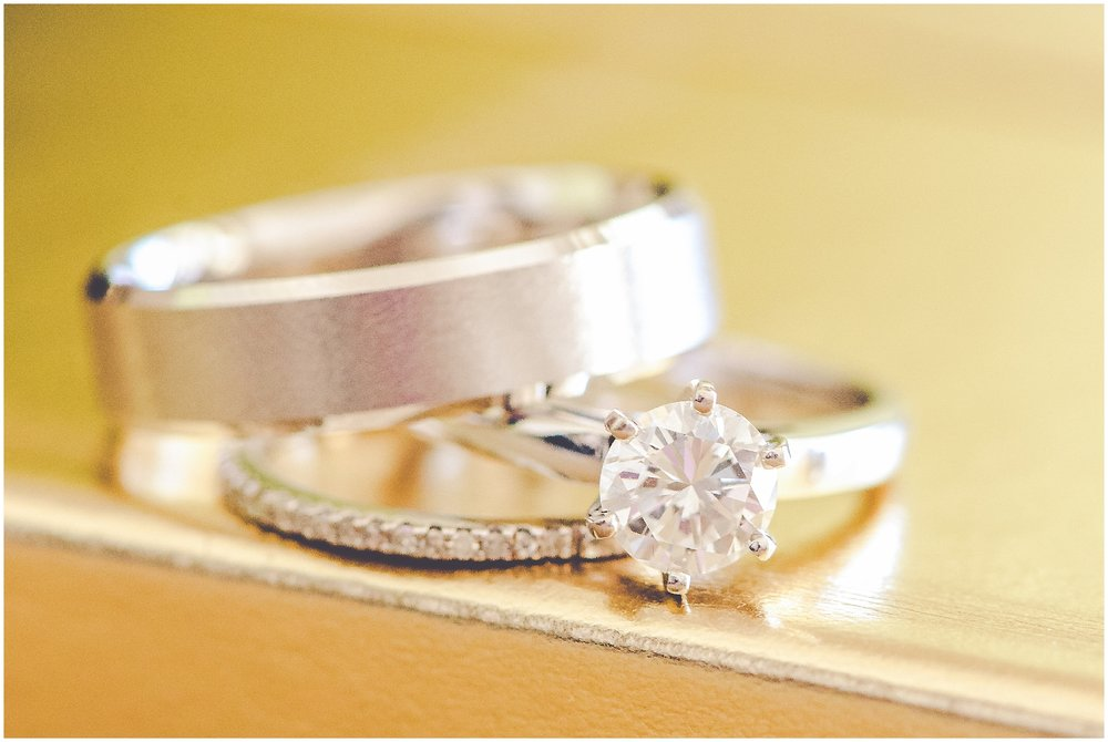 By Kara - Kara Evans - Wedding Wednesday Blogger - A Wedding Day Tip for Your Bling - Cleaning Your Wedding Rings - Preparing Your Wedding Bands - Cleaning Your Engagement Ring for Photos