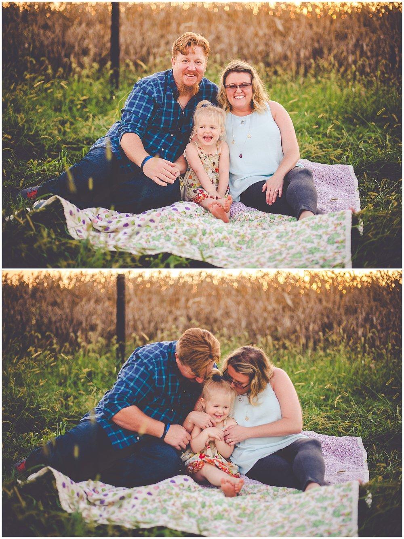 By Kara - Kara Evans - Central Illinois Family Photographer - Fall Lifestyle Family Session - Three Year Old Photos - Farm Family Session