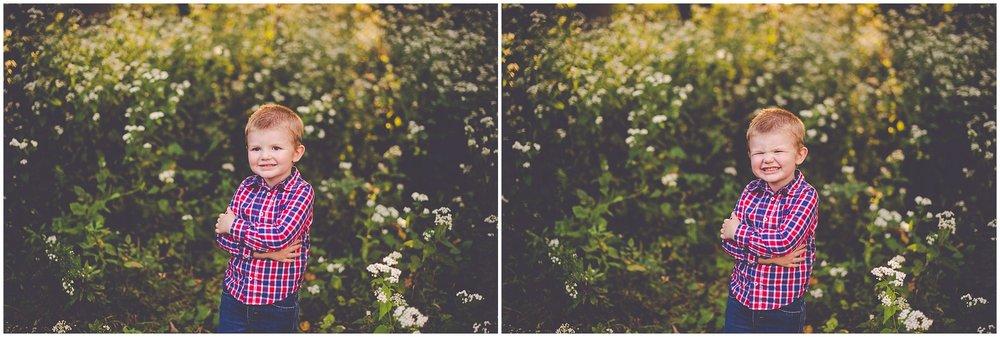 By Kara - Kara Evans - Springfield Illinois Family Photographer - Fall Family Session - Lincoln Memorial Garden Springfield Illinois