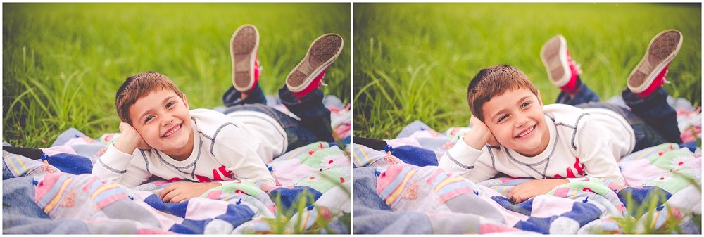 By Kara - Kara Evans - Jacksonville Illinois Family Session - Jacksonville Family Photographer - Fall Extended Family Session - Earth Tone Family Session Outfits