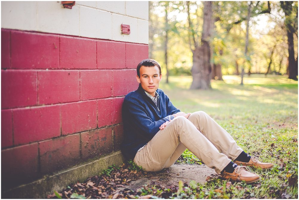 By Kara - Kara Evans - Watseka, Illinois Photographer - Fall Senior Boy Photos - Soccer Senior Photos - Soccer Player Senior Photos - Soccer Session