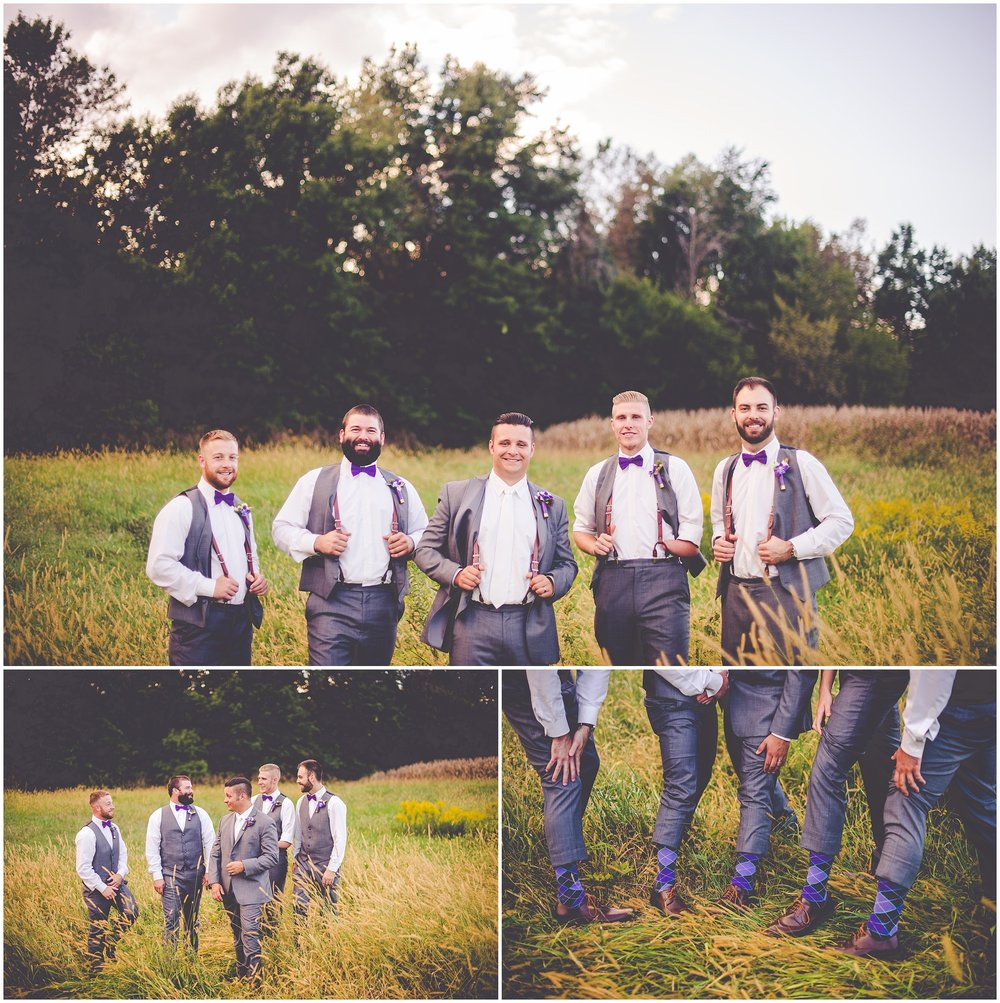 By Kara - Kara Evans - Springfield, Illinois Wedding Photographer - October Springfield Wedding - Plum Earth Tone Wedding - Poe's on the Hill Wedding - Poe's Catering Springfield, IL
