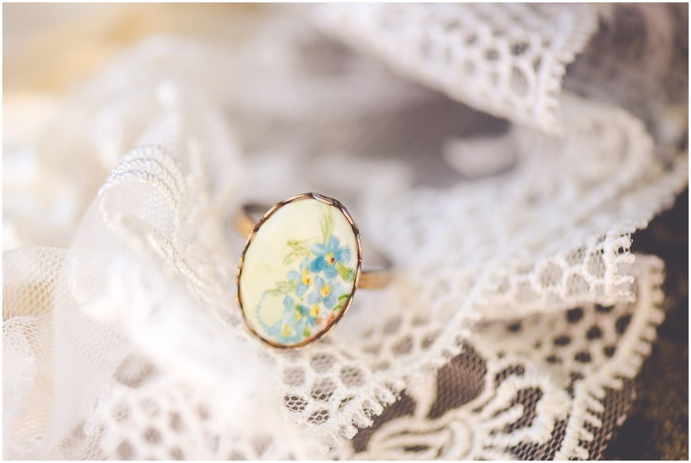 By Kara - Kara Evans - Wedding Wednesday Blogger - Incorporating Family Heirlooms into Your Wedding Day