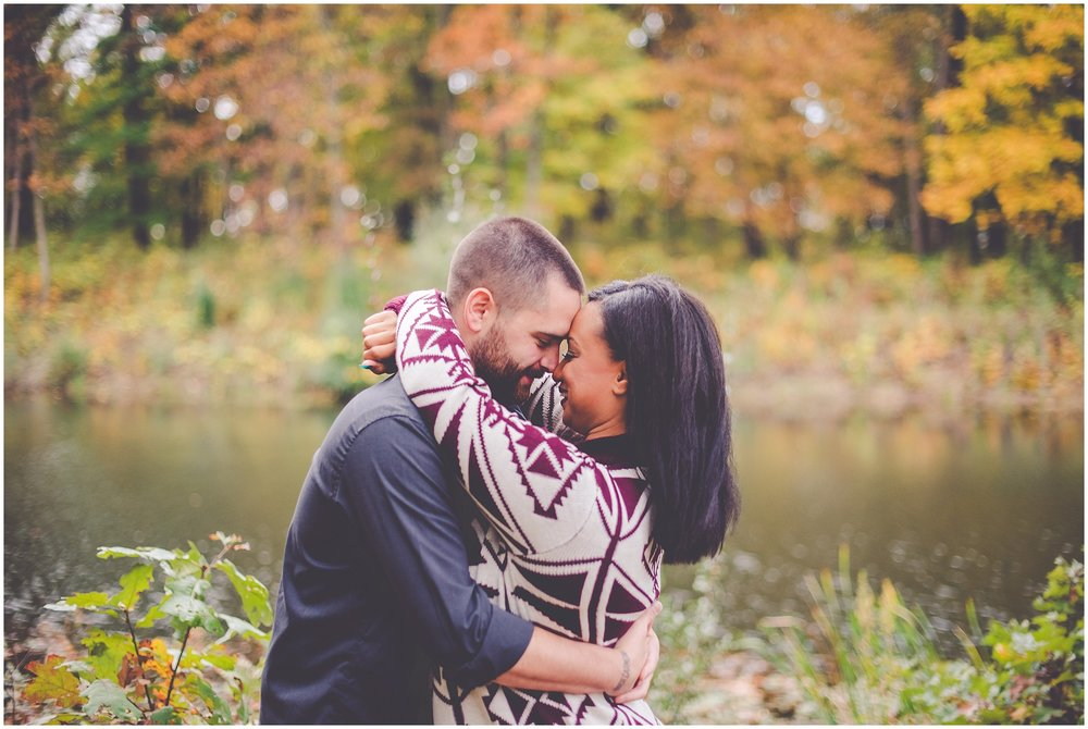 By Kara - Kara Evans - Central Illinois Photographer - Danville Illinois Wedding Photographer - Danville Illinois Engagement Session - Kennekuk County Park Photos