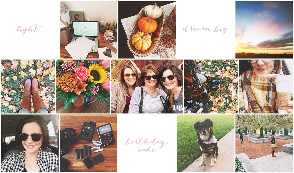 By Kara - Kara Evans - My Life Mondays - Photography Blogger - Monthly Instagram Recap - Instagram Blogger