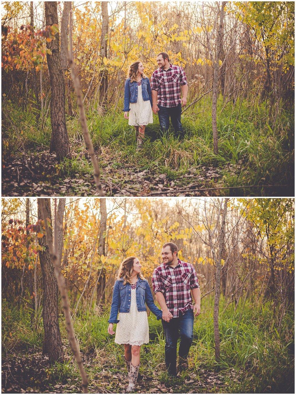 By Kara - Kara Evans - Central Illinois Wedding Photographer - Bourbonnais IL Engagement Session - Willowhaven Nature Center - Bourbonnais Wedding Photographer