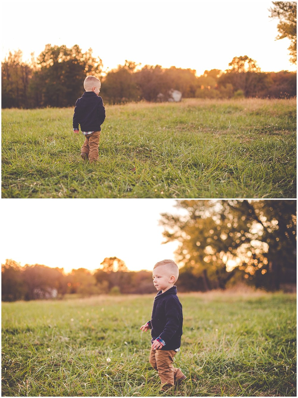 By Kara - Kara Evans - Illinois Family Photographer - Fall Family Farm Session - Griggsville, Illinois Photographer - Western Illinois Family Photographer