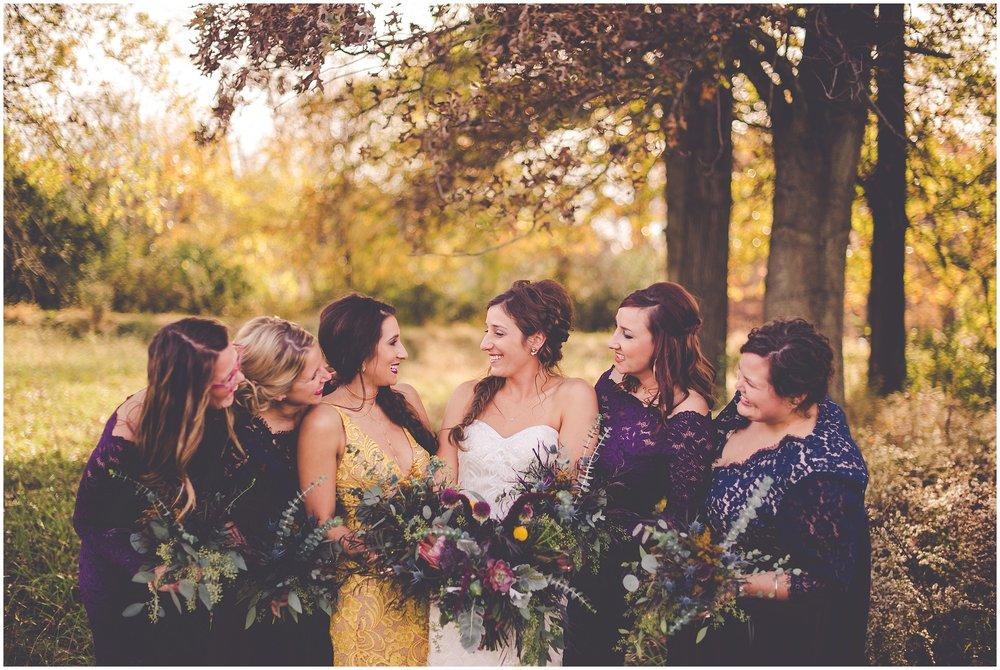 By Kara - Kara Evans - Wedding Wednesday Blogger - Bridesmaids Dresses... To Mismatch or Not to Mismatch? - Wedding Photographer Blog